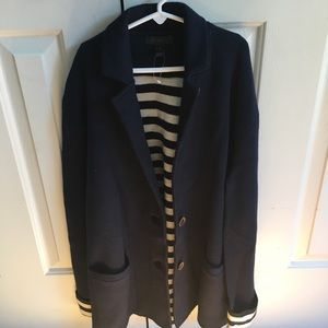 J Crew cardigan Merino wool sweater.